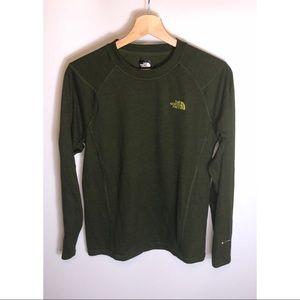 Men's TNF FlashDry L/S Shirt Size Small